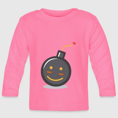 Bomb It's the bomb - Baby Long Sleeve T-Shirt