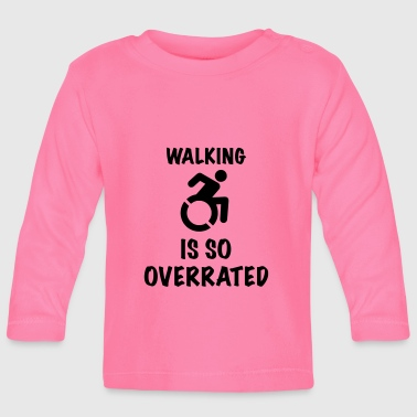 Walking Walking - T-shirt