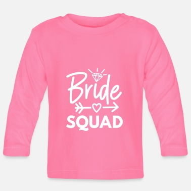 Maid Of Honor JGA bride team bachelor maid of honor gift - Baby Longsleeve Shirt