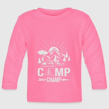 Camp Champ - Baby Long Sleeve T-Shirt