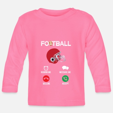American Football American Football - Baby Long Sleeve T-Shirt