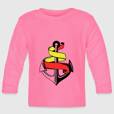 Spanish anchor - Baby Long Sleeve T-Shirt