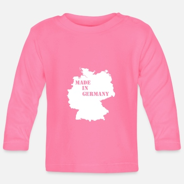 Made in Germany. German quality. Germany - Baby Longsleeve Shirt