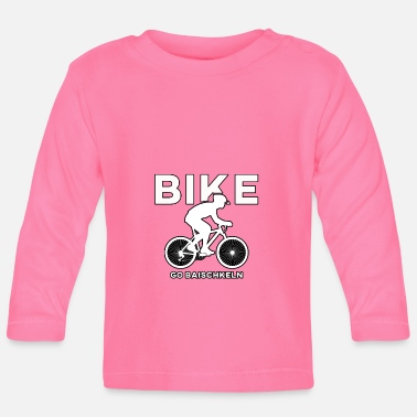 bike love - Baby Langarmshirt