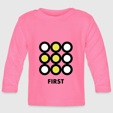 First - Baby Long Sleeve T-Shirt