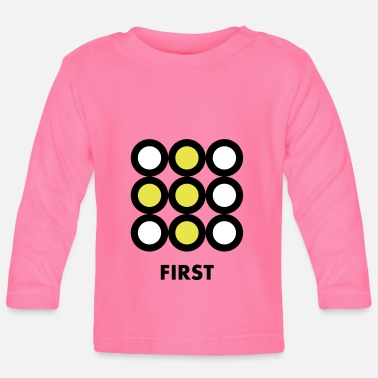 First First - Baby Long Sleeve T-Shirt