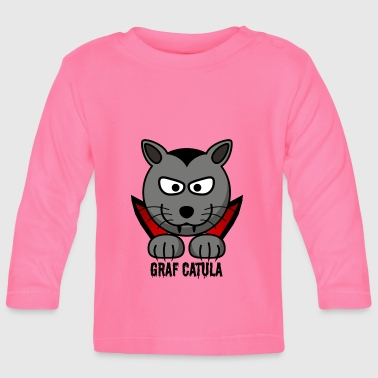 Count Royal Count Catula paws - Baby Long Sleeve T-Shirt
