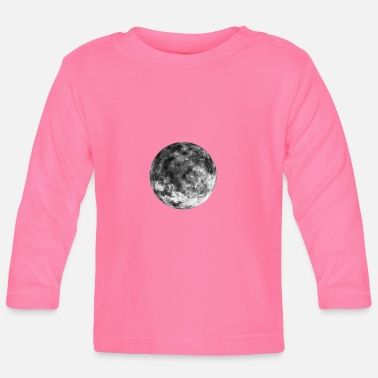 Space Travel Moon Space Space Travel Space Gift - Baby Longsleeve Shirt