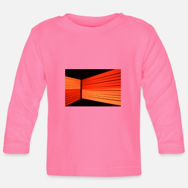 Raumzeit Raumzeit Speed of Light - Baby Langarmshirt