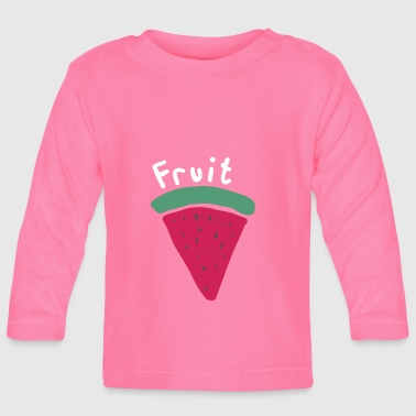 Fruit fruit - Baby Long Sleeve T-Shirt