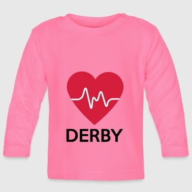 Derby heart Derby - Baby Long Sleeve T-Shirt