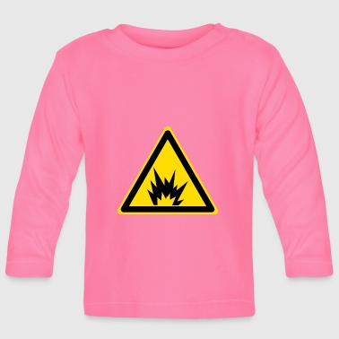 Explosion explosive - Baby Long Sleeve T-Shirt