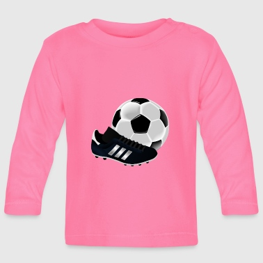 Soccer / Soccer - Baby Long Sleeve T-Shirt