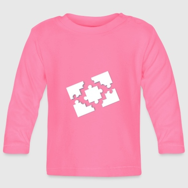 Puzzle puzzle - Baby Long Sleeve T-Shirt