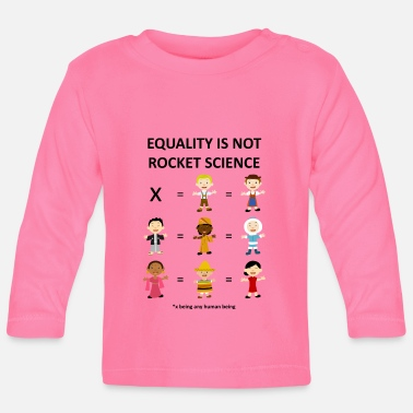 Witchcraft Equality is not a witchcraft - Baby Longsleeve Shirt