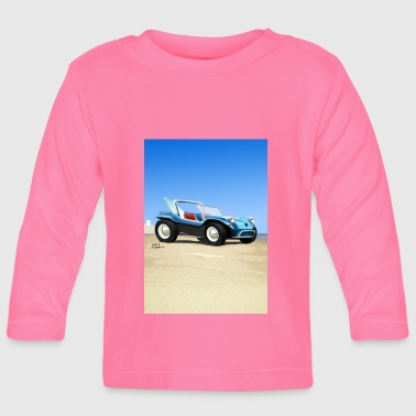 Sand Sand Buggy - Baby Long Sleeve T-Shirt