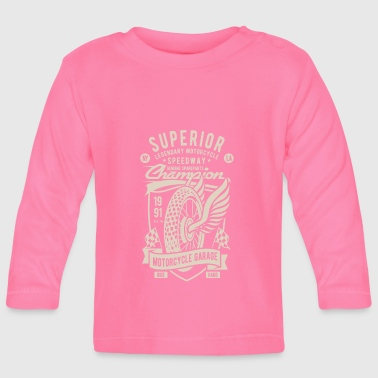 Motorsports Champion - Baby Long Sleeve T-Shirt