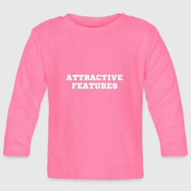 attractive features - Baby Long Sleeve T-Shirt