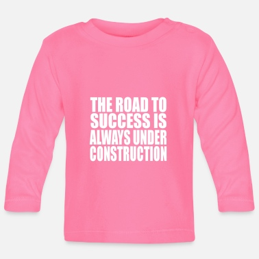 Road Transport the road - Baby Longsleeve Shirt