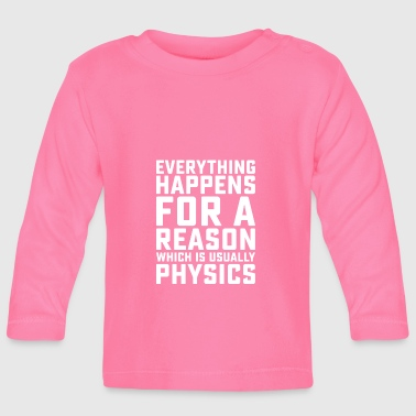 Physics - Baby Long Sleeve T-Shirt