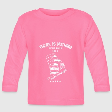 VS: Nothing Like A Rhode Island State Girl Gift - T-shirt