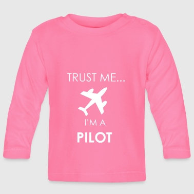 pilot - Baby Long Sleeve T-Shirt
