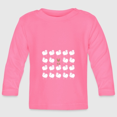 black sheep - Baby Long Sleeve T-Shirt