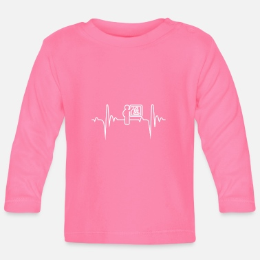 Ecologie Ecologie 15 Heartbeat Gift - T-shirt