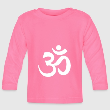 Om - Baby Long Sleeve T-Shirt