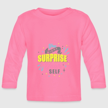 Surprise - Baby Long Sleeve T-Shirt