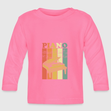piano - Baby Long Sleeve T-Shirt