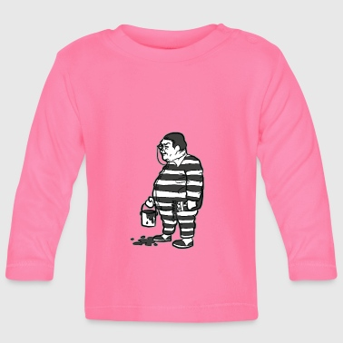 Prison Prisoner - Baby Long Sleeve T-Shirt