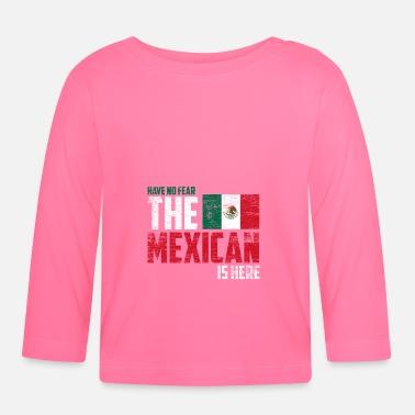 Suchbegriff 39 mexiko 39 baby langarmshirts online bestellen spreadshirt - Mexikanische totenmaske name ...