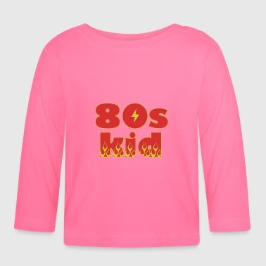 ropa de bebe 80s