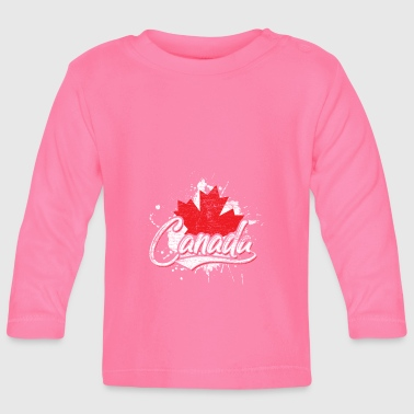 Canada - Baby Long Sleeve T-Shirt