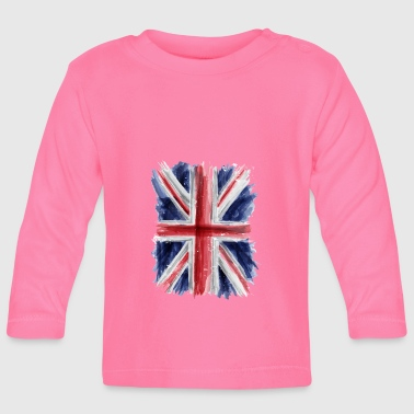 British flag - Baby Long Sleeve T-Shirt