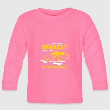 Motor race - Baby Long Sleeve T-Shirt