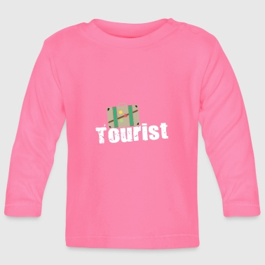 tourist - Baby Long Sleeve T-Shirt