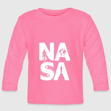 NASA - limited style - Baby Long Sleeve T-Shirt