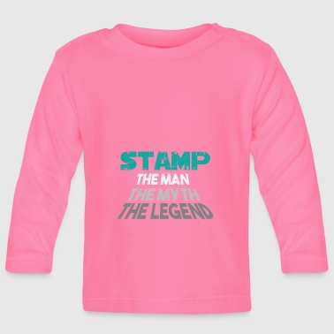 stamps - Baby Long Sleeve T-Shirt