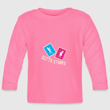 Stamps stamp - Baby Long Sleeve T-Shirt
