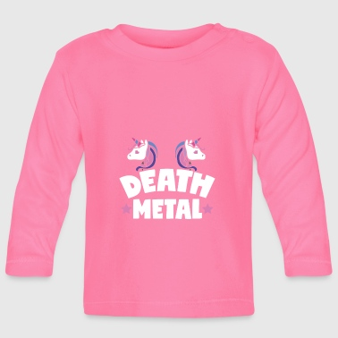 Death Metal - Baby Long Sleeve T-Shirt