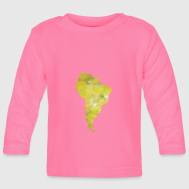 South America - Baby Long Sleeve T-Shirt