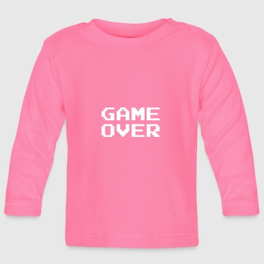 game over - Baby Langarmshirt
