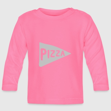 Piece of pizza - Baby Long Sleeve T-Shirt