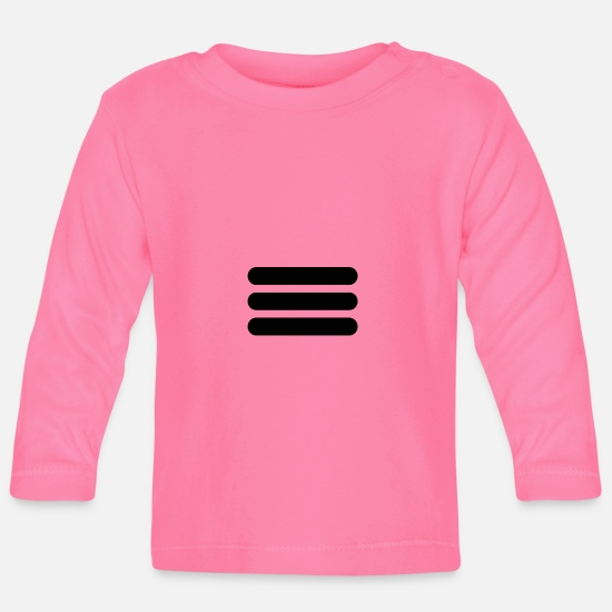 Band Baby Clothes - bands - Baby Longsleeve Shirt azalea