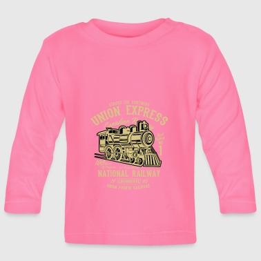 Union Express - Baby Long Sleeve T-Shirt