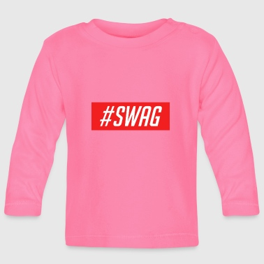 Swagg #SWAG - T-shirt manches longues Bébé