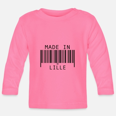 Lille Made in Lille - Baby Longsleeve Shirt