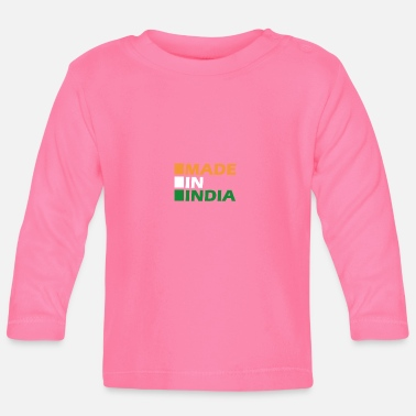 India Made in India - Baby Longsleeve Shirt
